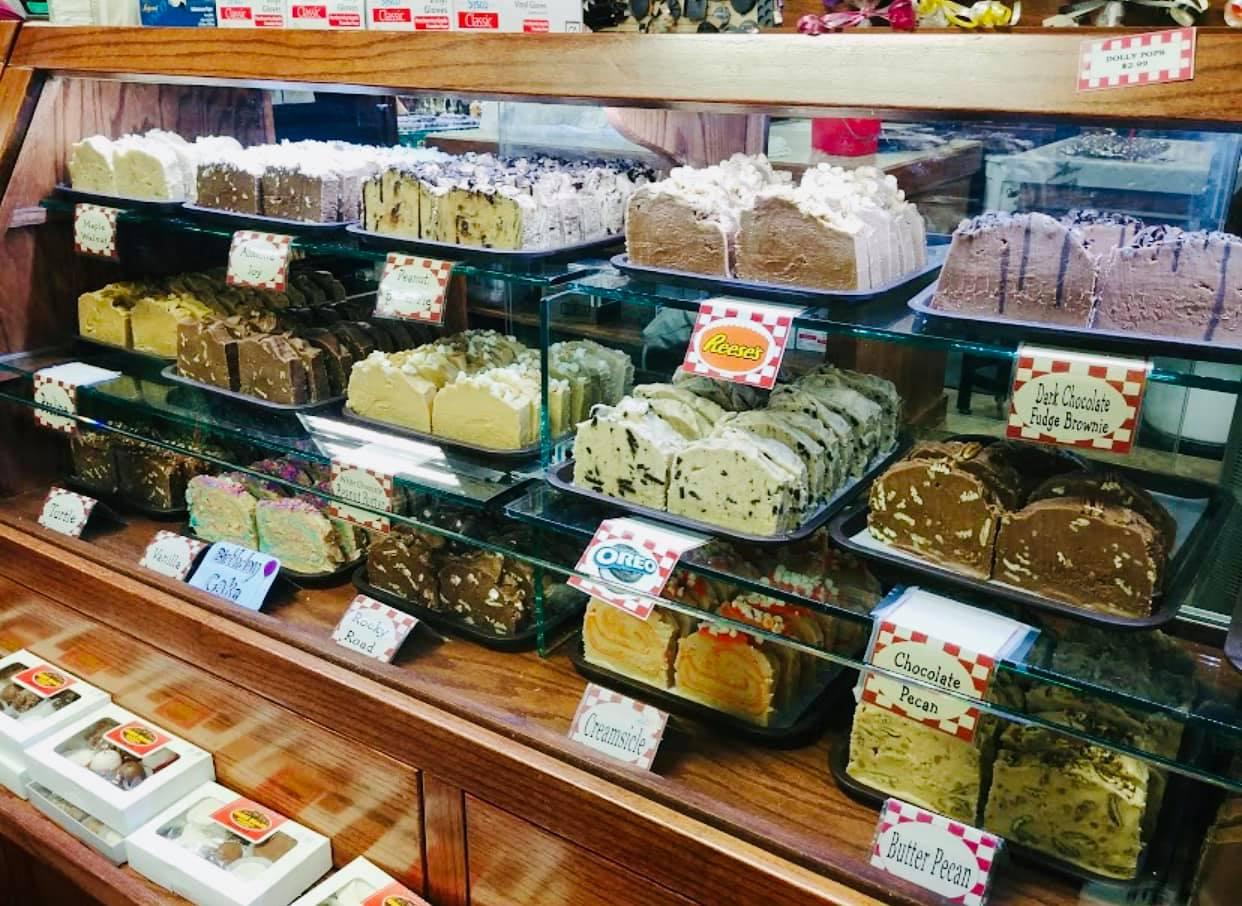 Fudge Candy Sweet Treats Three Bears General Store