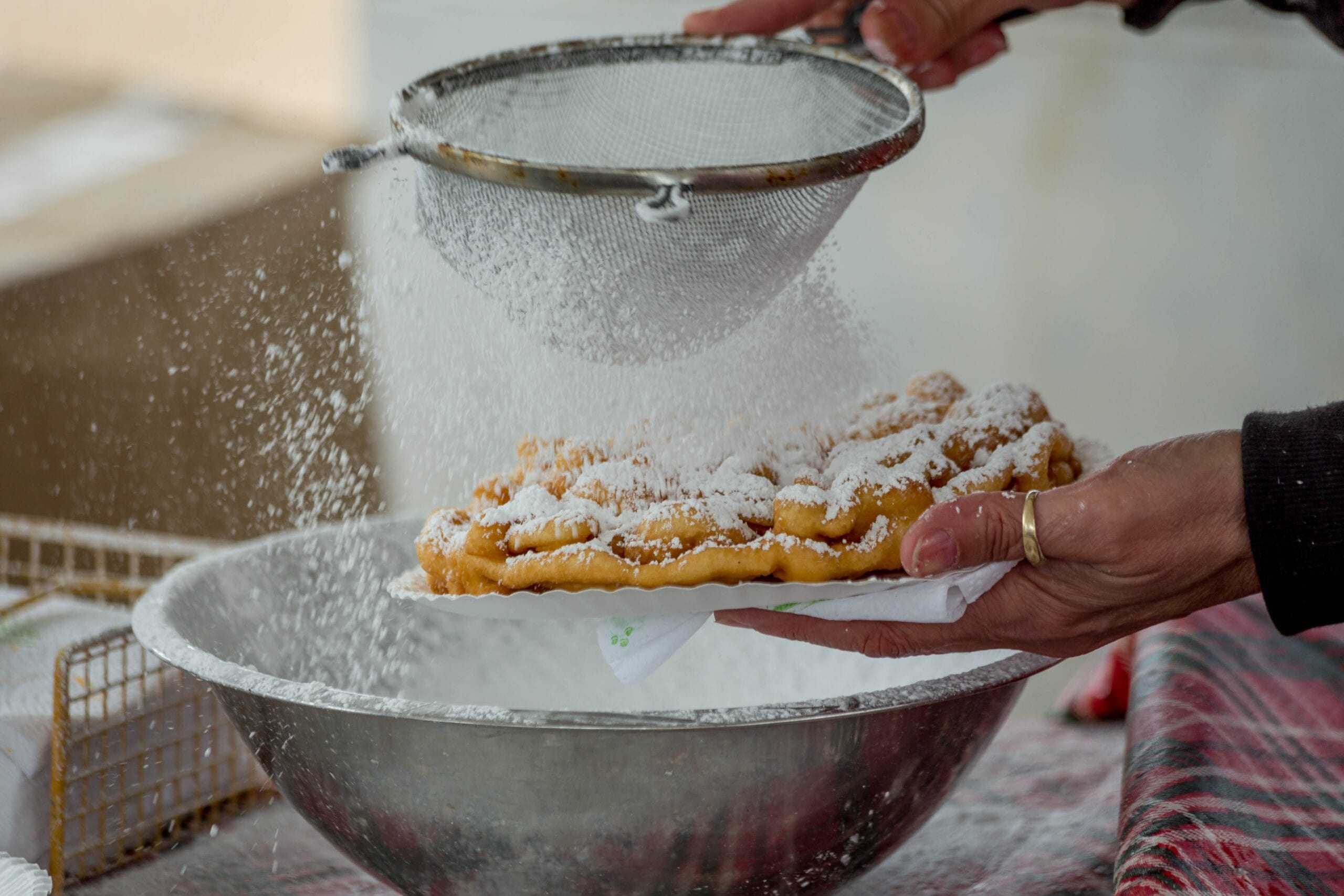 Funnel Cakes Three Bears General Store