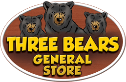 Three Bears General Store Logo
